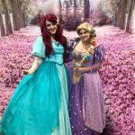 Rapunzel_Little Mermaid